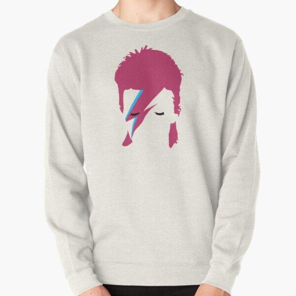 David Bowie Pop Art Pullover Sweatshirt