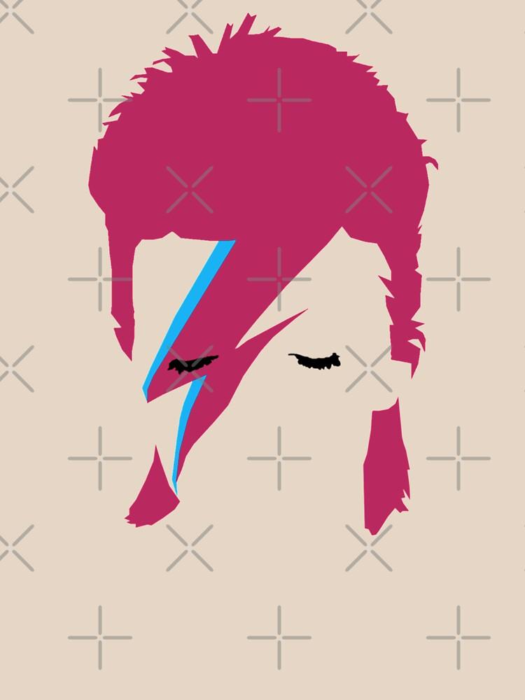 David Bowie Pop Art by IosOnSky