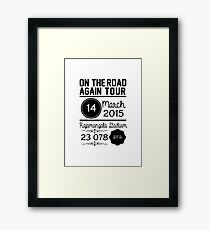 14th March - Rajamangala Stadium OTRA Framed Print