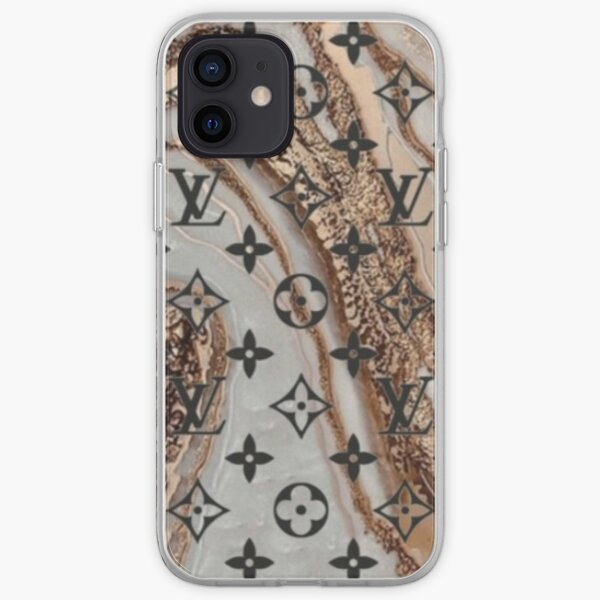 Marble L.V iPhone Soft Case
