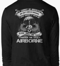 airborne infantry mom airborne jump wings airborne badge airborne brot T-Shirt