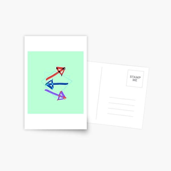 Directions  Postcard