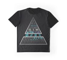 30 Seconds To Mars Graphic T-Shirt