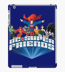 Super Friends Hero iPad Case/Skin