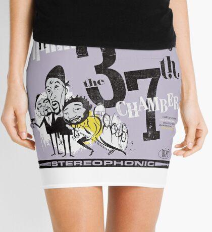 SHAOLIN JAZZ - Hi Fi Mini Skirt