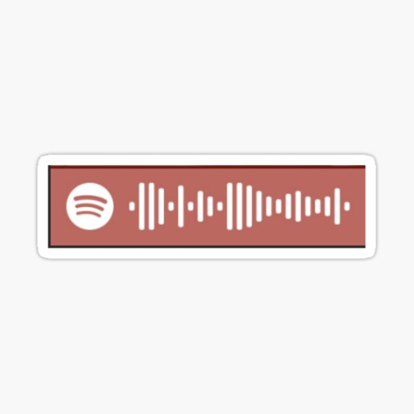 The Lima Losers Klaine Playlist Sticker