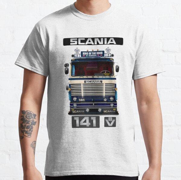 Echtes original Scania Normales XT T-Shirt MÄNNER Hergestellt in Schweden
