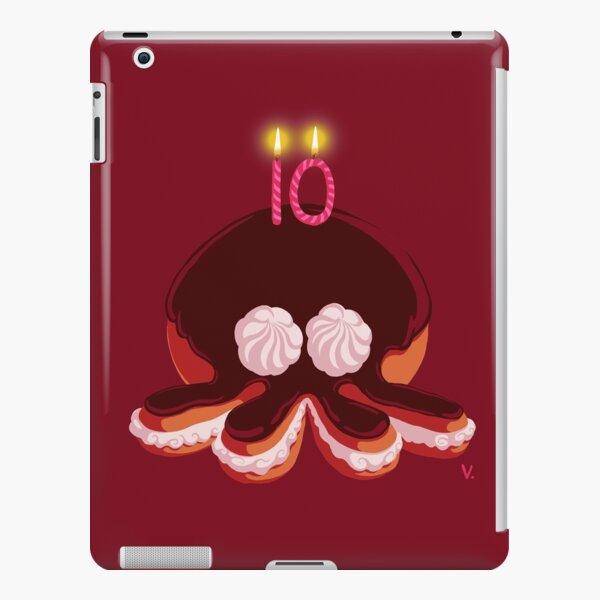 Poulpâtisserie Coque rigide iPad
