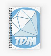 DanTDM Spiral Notebook