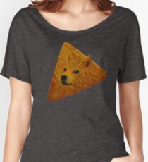 Doge Doritos In Space Women's Relaxed Fit T-Shirt