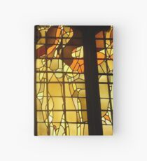 Cuaderno de tapa dura Autumn Stained Glass
