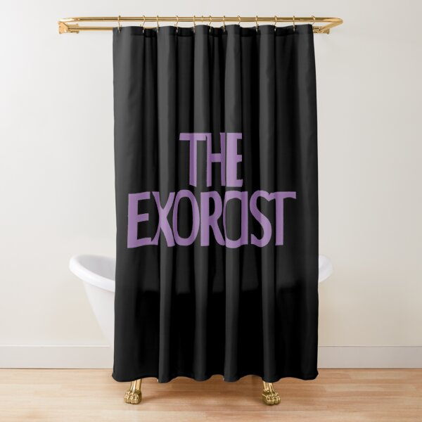 The Exorcist Shower Curtain
