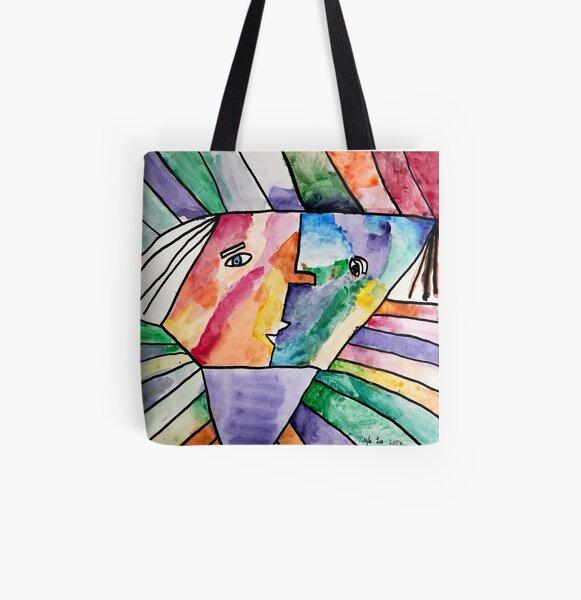 Nayle Lee All Over Print Tote Bag