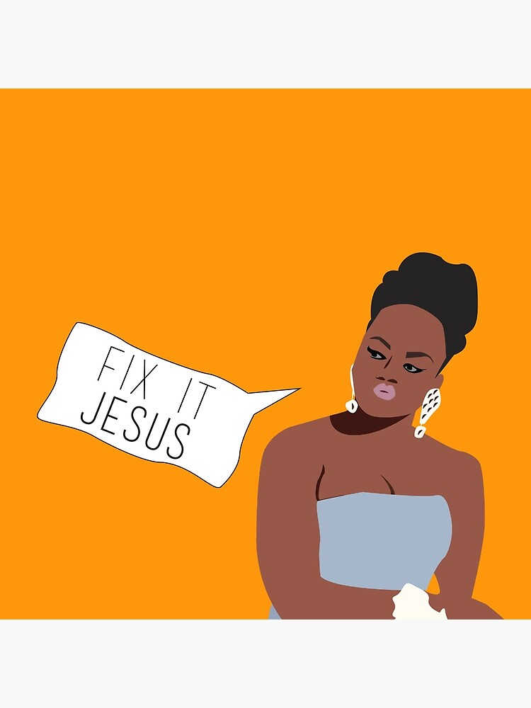 Phaedra Parks: Fix it Jesus by RealHousewives