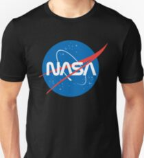 NASA Future Retro Unisex T-Shirt