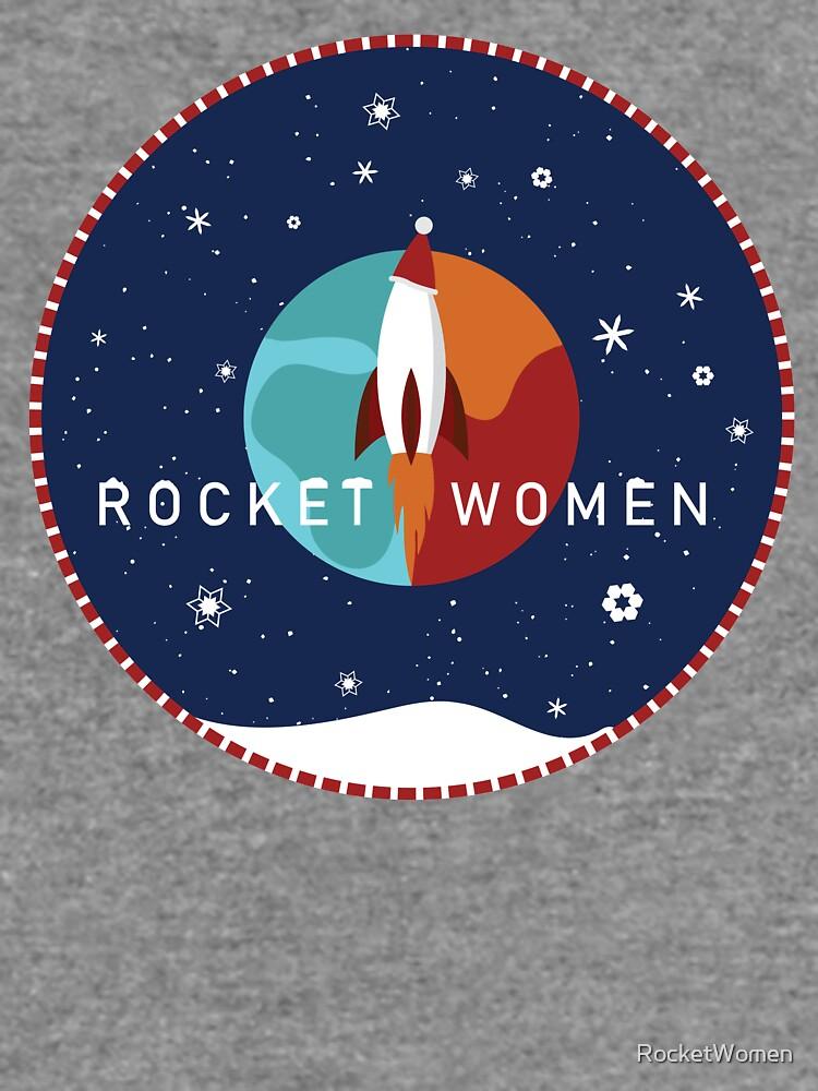 Rocket Women - Holiday Jumper by RocketWomen