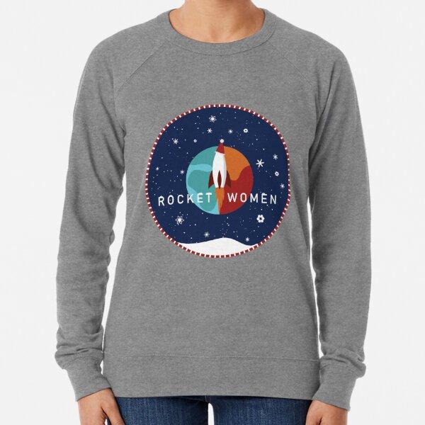Rocket Women - Holiday Jumper Lightweight Sweatshirt
