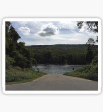 Delaware Water Gap Sticker