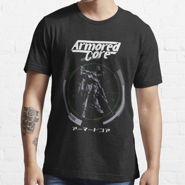 Armored Core - Mecha Essential T-Shirt