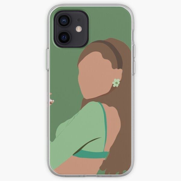 Positions d'Ariana Coque souple iPhone