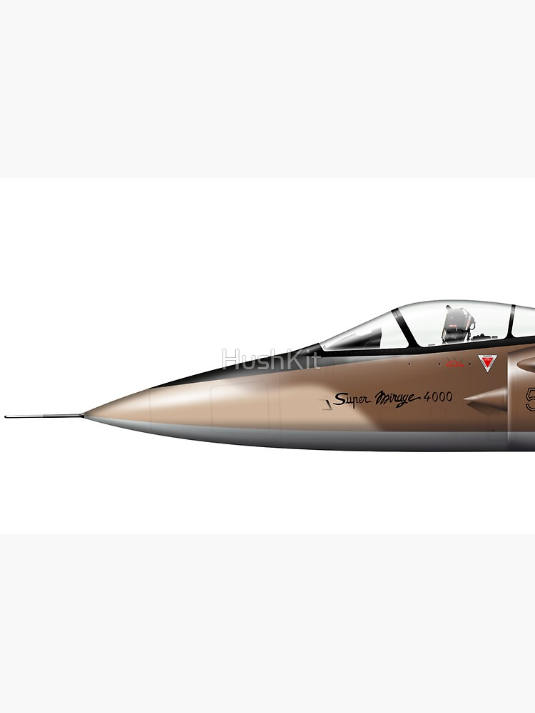 Dassault Mirage 4000: Cancelled French Superfighter  by HushKit