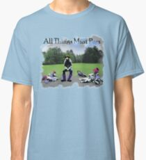 All Things Must Pass Album Classic T-Shirt