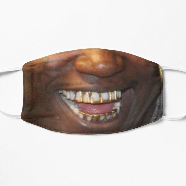 Gucci Mane Smile Flat Mask