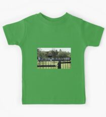 Paysages Normandie LOVE  landscapes 21 (c)(t) canon eos 5 by Olao-Olavia / Okaio Créations   1985 Kids Tee