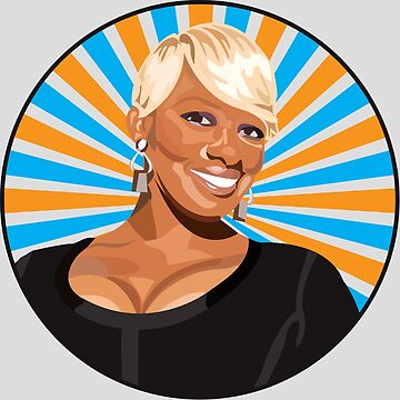Nene Leakes - Spiral Design by RealHousewives