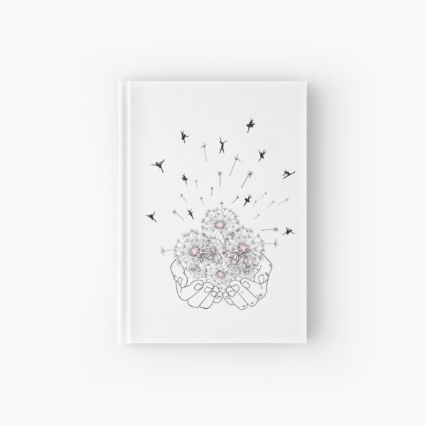 Blowing In The Wind Hardcover Journal