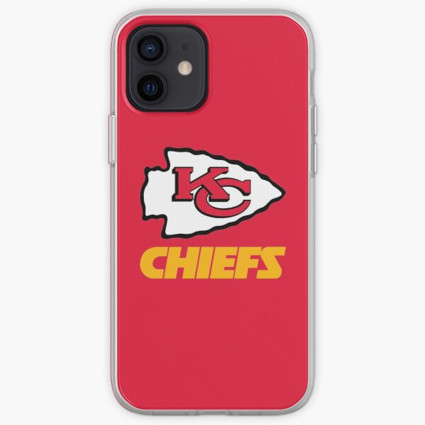 Chiefs-Kansas iPhone Soft Case