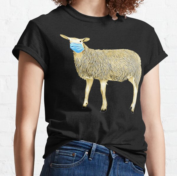 The Masked Sheep Classic T-Shirt