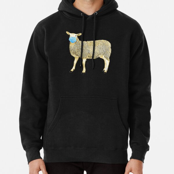 The Masked Sheep Pullover Hoodie
