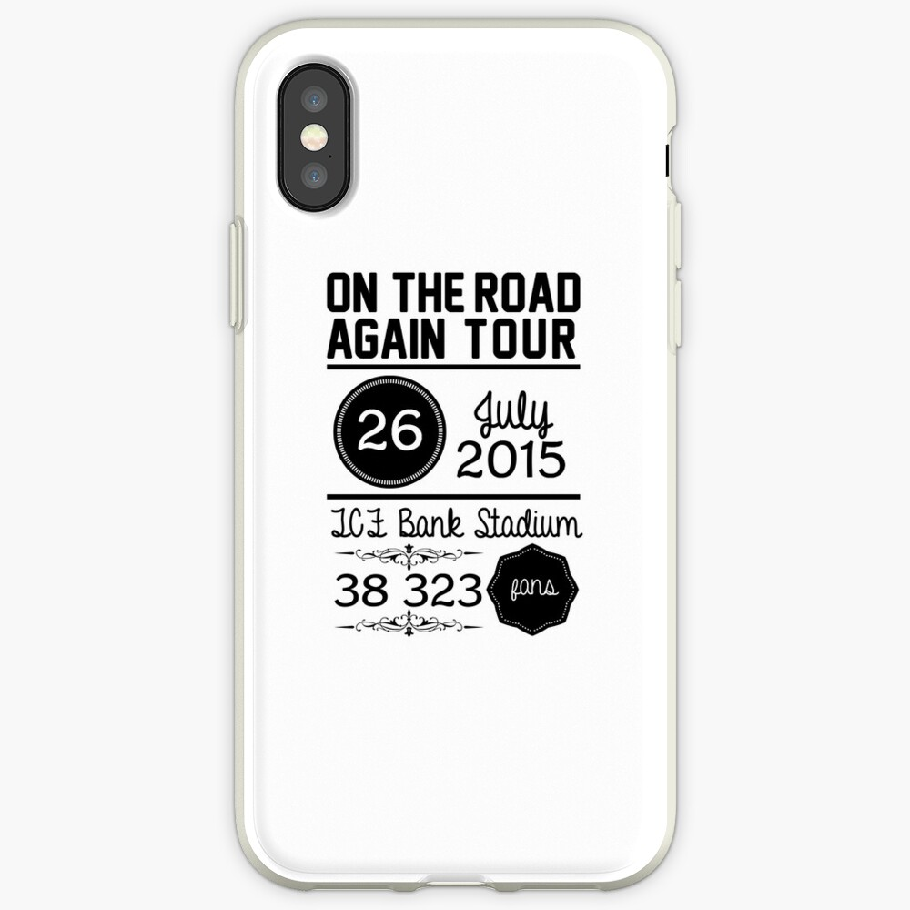 26th July - TCF Bank Stadium OTRA iPhone Case & Cover