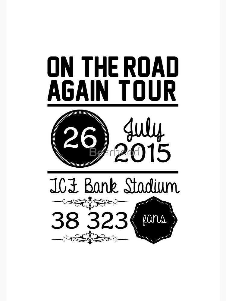 26th July - TCF Bank Stadium OTRA by Bearhood