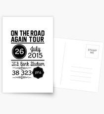 26th July - TCF Bank Stadium OTRA Postcards