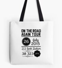 26th July - TCF Bank Stadium OTRA Tote Bag