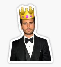 Lord Scott Disick Sticker