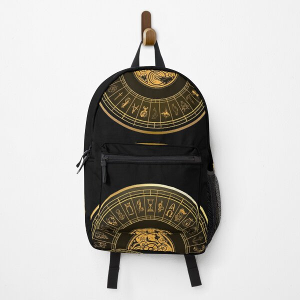 The Alethiometer Backpack