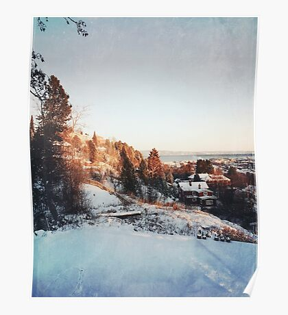 Trondheim. Poster