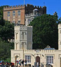 Brownsea Castle Sticker