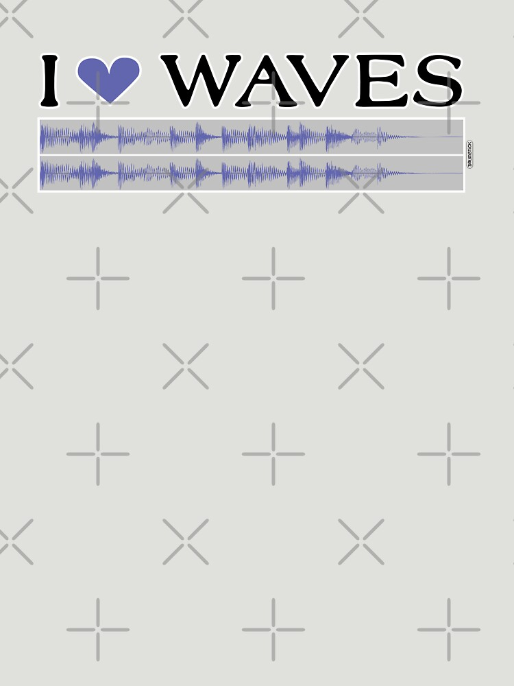 I ♥ Waves by thedrumstick