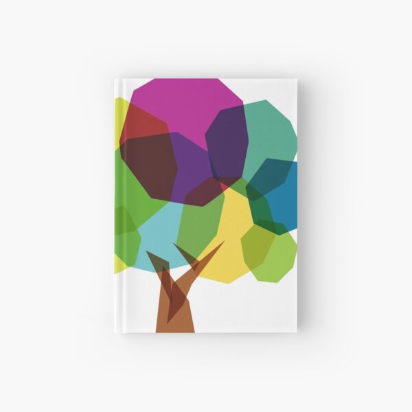 The Tree Life Hardcover Journal