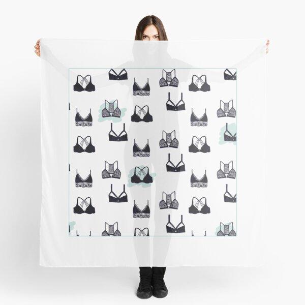 Bra/Bralette Print Design Scarf