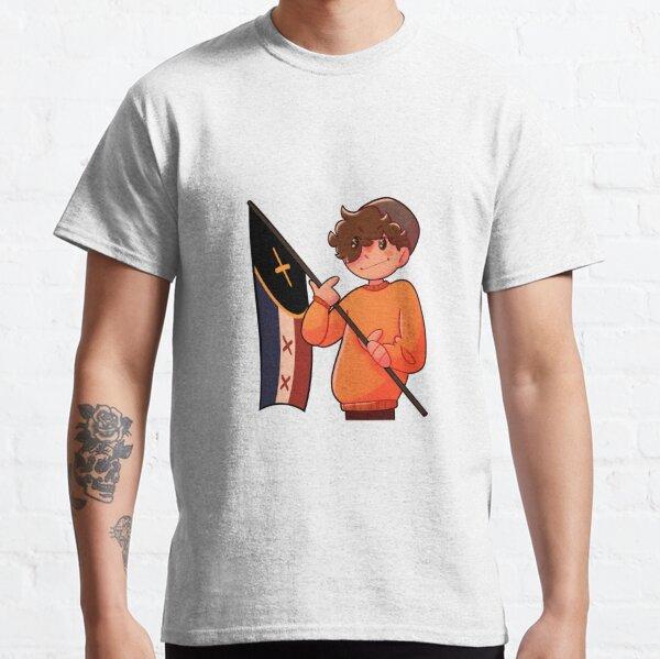 Wilbur Soot L'manburg Fanart Classic T-Shirt