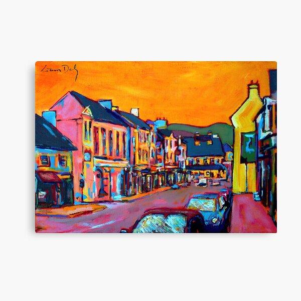 Rock Street, Tralee, (County Kerry, Ireland) Canvas Print