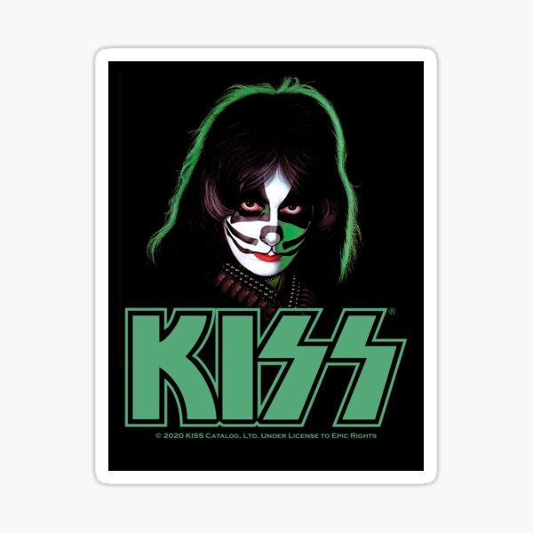 KISS-The Catman Solo Album Sticker