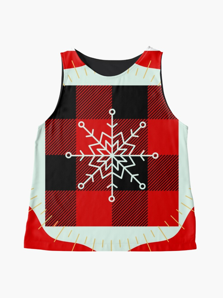 Alternate view of Merry Holiday in Love and LIGHT Sleeveless Top