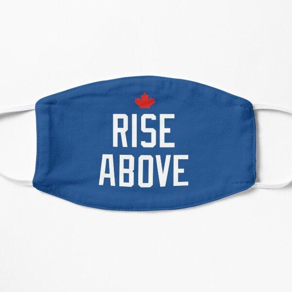 Rise Above (Toronto) Flat Mask
