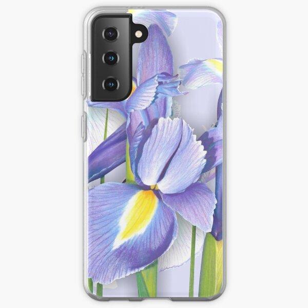 Springtime Irises Samsung Galaxy Soft Case